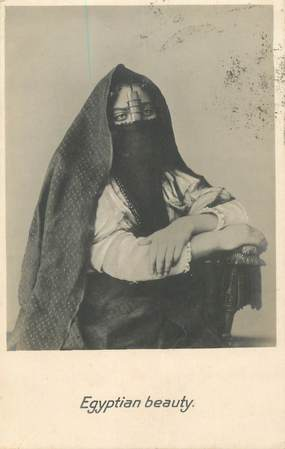 "CPA EGYPTE "" Beauté égyptienne"""