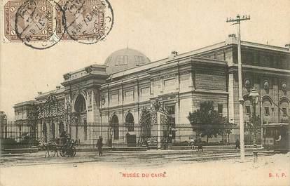 """CPA EGYPTE """" Musée du Caire"""""""