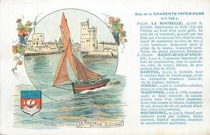 "CPA FRANCE 17 "" La Rochelle, Avant port""."