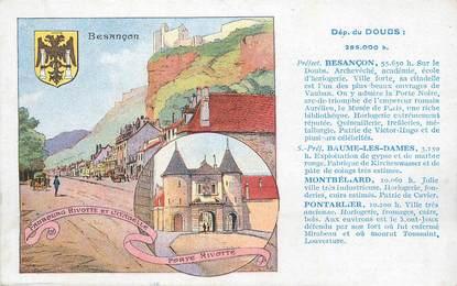 "CPA FRANCE 25 "" Besançon, Vues""."