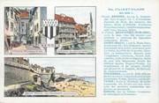 """35 Ille Et Vilaine CPA FRANCE 35 """" Rennes et St Malo, Vues""""."""
