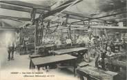 """63 Puy De DÔme CPA FRANCE 63 """"Ambert, Une usine de chapelets, Maison Béraudy et Cie"""""""