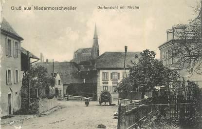 "CPA FRANCE 68 ""Niedermorschweiler""."