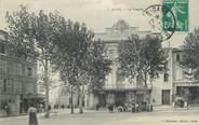 """30 Gard CPA FRANCE 30 """" Alès, Le théâtre""""."""
