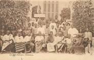 """Afrique CPA DAHOMEY """"Les chefs d'Abomey"""""""