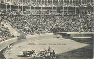 "Europe CPA PORTUGAL ""Lisboa, course de taureau"""