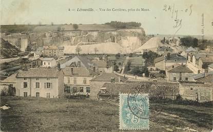 """CPA FRANCE 55 """"Lérouville, vu des carrières prise du Mont"""""""