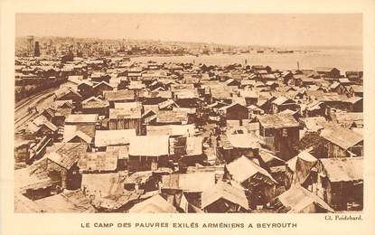"""CPA ARMENIE """"Beyrouth"""""""