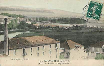 "CPA FRANCE 55 ""Saint Mihiel, Moulins de Marvaux"""
