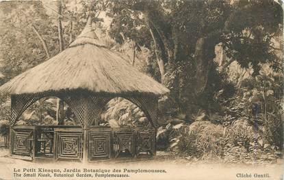 """CPA MAURICE """"Jardin botanique des Pamplemousses"""""""