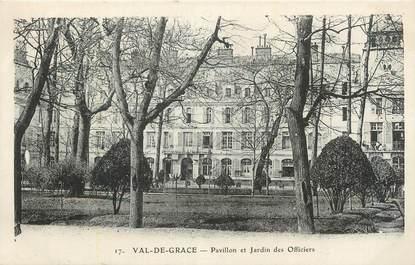 """CPA FRANCE 75 """" Paris 5ème, Val de Grace, Intérieur de la chapelle""""."""