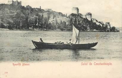 "CPA TURQUIE ""Constantinople, Rouméli Hissar"""
