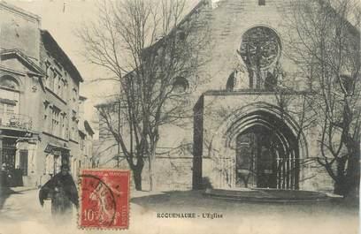 "CPA FRANCE 30 "" Roquemaure, L'église""."