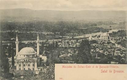 "CPA TURQUIE ""Constantinople, Mosquée du Sultan Emir"""