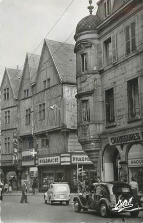 "CPSM FRANCE 21 ""Dijon, Rue de la Liberté""."