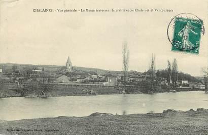 """CPA FRANCE 55 """"Chalaines, La Meuse"""""""
