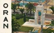 """Algerie CPSM ALGERIE """"Oran, le monument aux morts"""""""