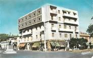 """Algerie CPSM ALGERIE """"Tizi Ouzou, avenue Ferdinand Aillaud, place de la mairie"""""""