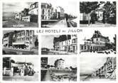 """35 Ille Et Vilaine CPSM FRANCE 35 """" St Malo Paramé, Les hôtels du Sillon""""."""