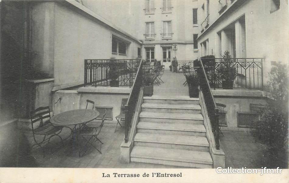 Cpa france 75 paris 5 me foyer international des for Foyer international des etudiantes