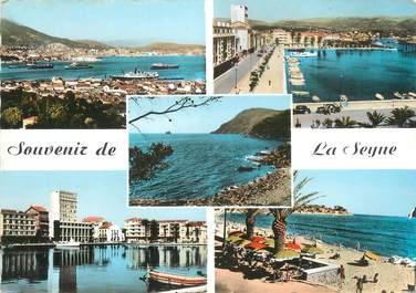 """CPSM FRANCE 83 """" La Seyne sur Mer, Vues""""."""