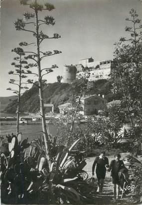 """CPSM FRANCE 83 """" Ile de Port Cros, Le fort du moulin""""."""
