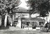 """83 Var CPSM FRANCE 83 """" Ramatuelle, Café restaurant de l'Ormeau""""."""