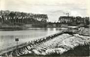 """21 Cote D'or CPSM FRANCE 21 """"Auxonne Barrage sur la Saône""""."""