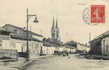 """CPA FRANCE 55 """"Euville"""""""