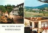 "67 Ba Rhin CPSM FRANCE 67 "" Niedersteinbach, Hôtel du Cheval Blanc""."