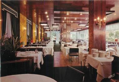 """CPSM FRANCE 67 """"Niederbronn les Bains, Brasserie Restaurant du Parc""""."""