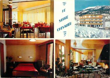 """CPSM FRANCE 05 """"Serre Chevalier, Vues""""."""