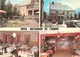 """05 Haute Alpe CPSM FRANCE 05 """"Monetier les Bains, Hôtel Restaurant de l'Europe""""."""