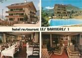 """05 Haute Alpe CPSM FRANCE 05 """"Guillestre, Hôtel restaurant Les Barnières""""."""