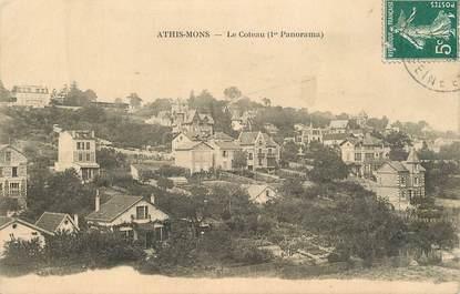 """CPA FRANCE 91 """"Athis Mons, le Coteau"""""""