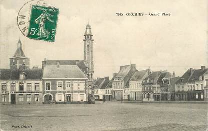 "CPA FRANCE 59 ""Orchies, Grand'Place"""