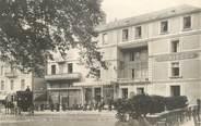 """35 Ille Et Vilaine CPA FRANCE 35 """"Saint Malo, Place Chateaubriant, Hotel de l'Univers"""""""