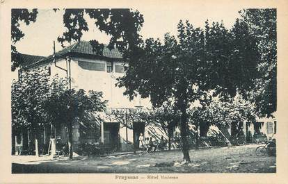 "CPA FRANCE 46 ""Prayssac, Hôtel Moderne""."
