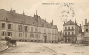 "21 Cote D'or CPA FRANCE 21 ""Montbard, Place buffon"""