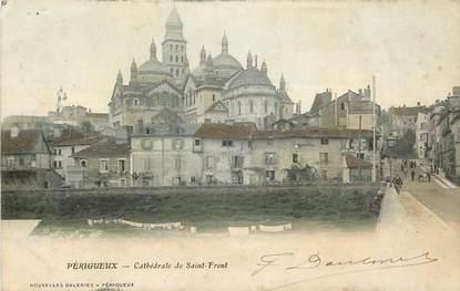 """CPA FRANCE 24 """"Périgueux, cathédrale de Saint Front"""""""