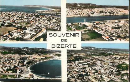 "CPSM TUNISIE ""Souvenir de Bizerte"""