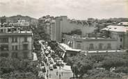 """Tunisie CPSM TUNISIE """"Tunis, avenue de Carthage et le grand Café du Casino"""""""