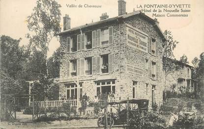 Cpa France 91 Quot Gif Sur Yvette H 244 Tel De La Nouvelle