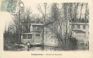 """91 Essonne CPA FRANCE 91 """"Longjumeau, Moulin de St Eloi""""."""