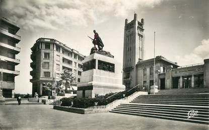 "CPSM ALGERIE ""Mostaganem, Hotel de ville"""