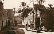 """Algerie CPSM ALGERIE """"Biskra, une vieille rue"""""""