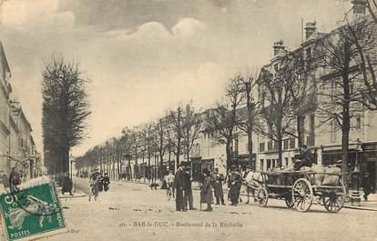 """CPA FRANCE 55 """"Bar le Duc, Bld de la Rochelle"""""""