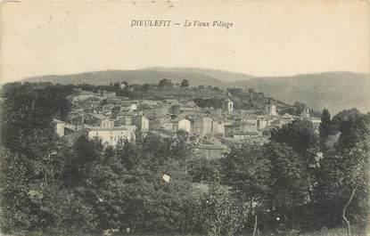 """.CPA FRANCE 26 """"Dieulefit, Le vieux village""""."""