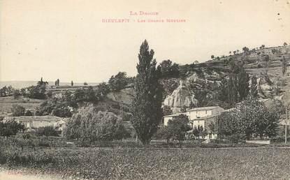 """.CPA FRANCE 26 """"Dieulefit, Les Grands Moulins""""."""