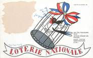 Theme CPA PUBLICITE / Loterie Nationale